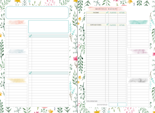 academic simple planner aug 2016 july 2017 intheleafytreetops