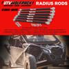 Can Am Maverick X3 XRS Radius Rods Aluminum 72'' Model Heavy Duty 2017-2018