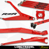 Polaris RZR XP1000 / Turbo Long Travel Suspension Kit +3 Heavy Duty