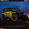 Polaris RZR XP1000 / Turbo Chromoly Race Cage 2014-2018