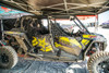 Polaris RZR XP1000 / Turbo 4 Seat Flat Top Cage (No Tail) 2014-2018