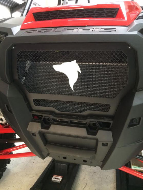 "The ""BEAST"" Polaris Turbo Grill"