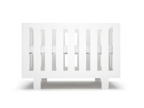 Eicho Crib in white