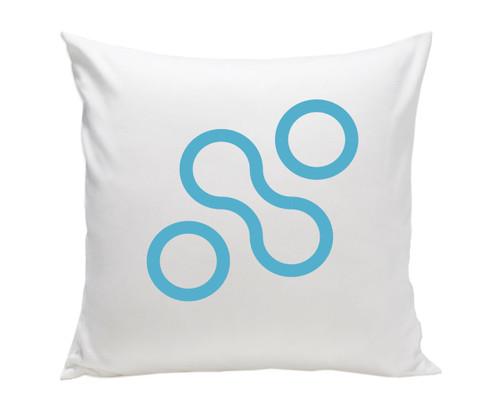 Join Pillow - Blue
