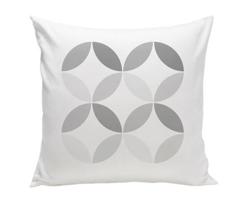 Big Tops Pillow - Grey