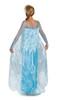 Elsa Prestiage Frozen Ladies Plus Costume Back