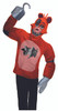 Five Nights At Freddy's Foxy Teen Costume