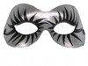 Maquillage Silver Costume Eye Mask