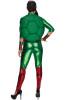 TMNT Raphael Jumpsuit Costume Back