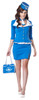 Retro Flight Stewardess Costume- 60s Style