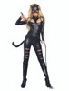 Ladies' Cat Fight Catsuit Costume