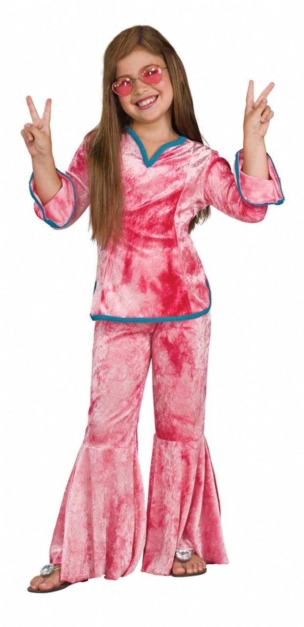 60s Flower Child Hippie Child Costume  sc 1 st  The Costume Shoppe & 60s Flower Child Hippie Childrenu0027s Costume - The Costume Shoppe