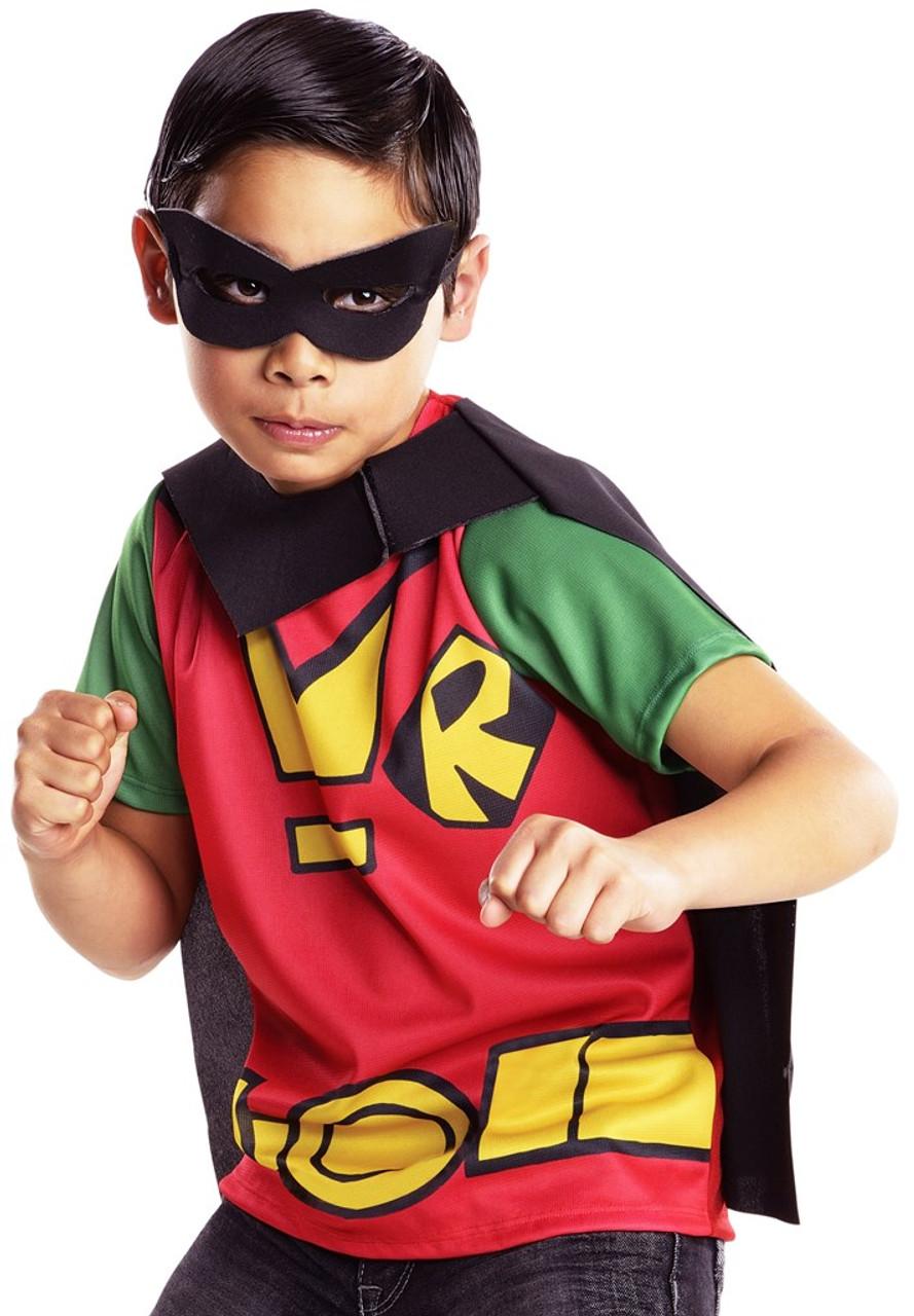 Teen Titans Go Robin Costume Kit-1938