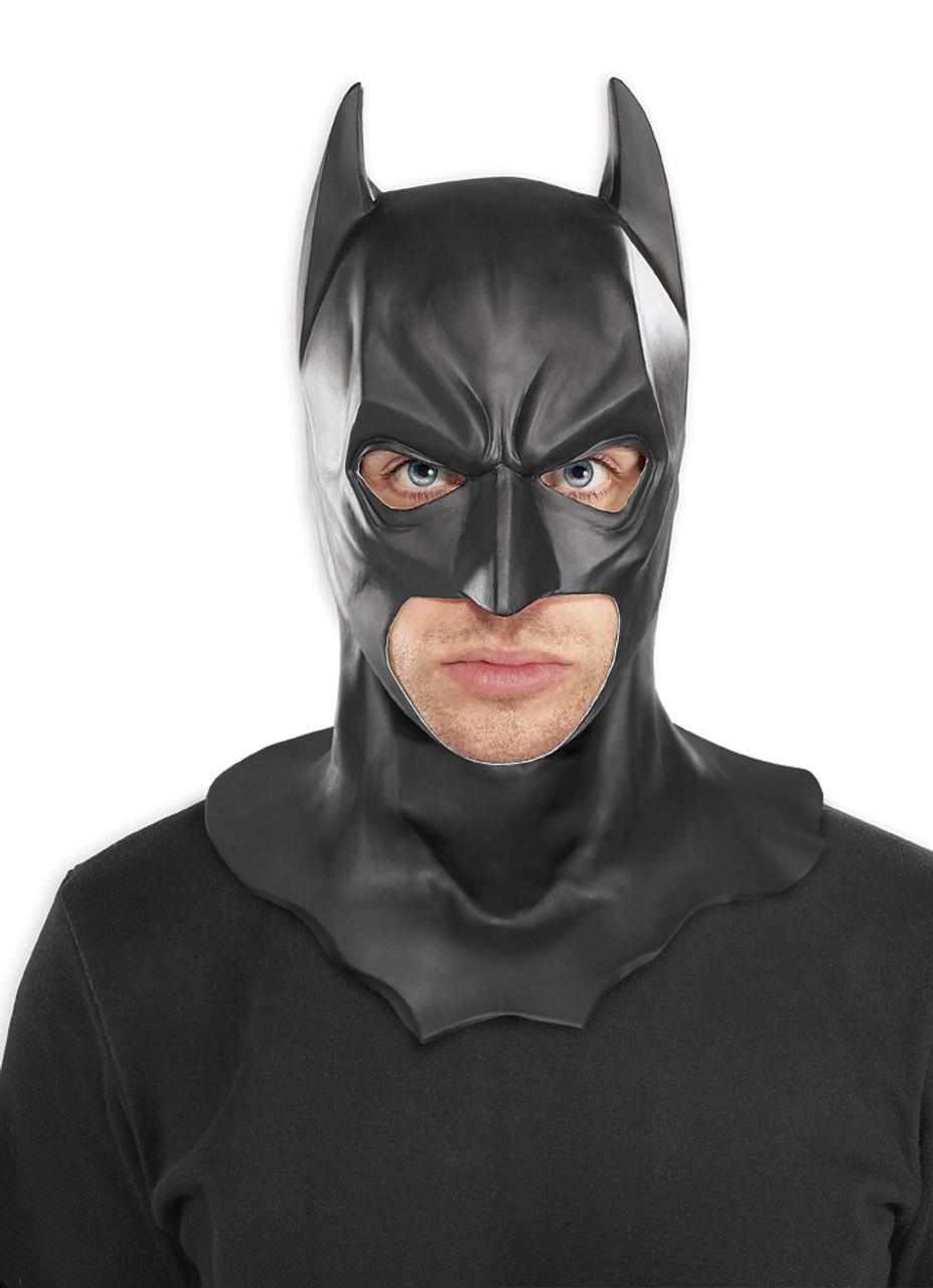 Deluxe Dark Knight Batman Cowl - The Costume Shoppe