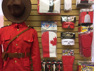 Dress Up for Canada Day