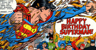 Superman Might Be Our Favourite Superhero - Happy Cake Day!