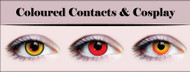 Enhance your Cosplay with Coloured Contacts!