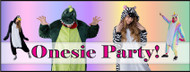 Onesie Dance Party: Calgary Expo 2018!