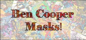 Comic Roots in Ben Cooper Masks!