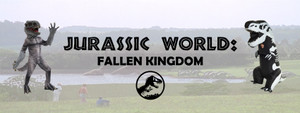 Dress up for Jurassic World: Fallen Kingdom