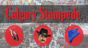 Calgary Stampede Festivities!