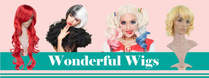 Wonderful Cosplay Wigs in Time for Expo!