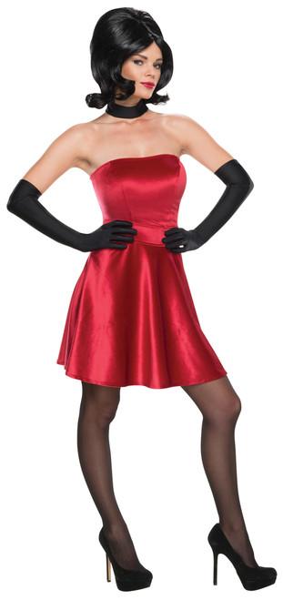 Ladies Scarlet Overkill Minions Movie Costume