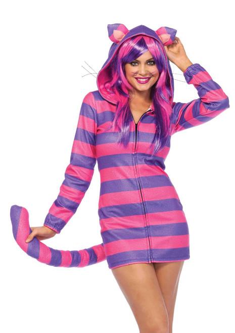 Cozy Cheshire Cat Women's Costume