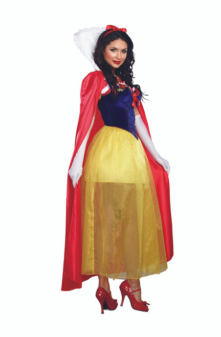 Happily Ever After Snow White Women's Costume - The