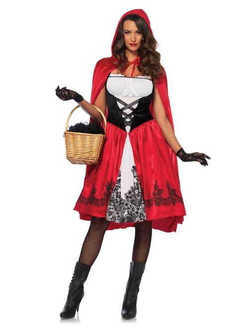 Classic Red Riding Hood Women's Costume