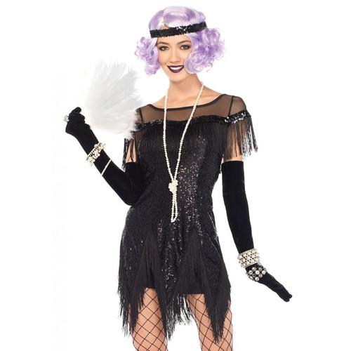 1920s Foxtrot Flirt Flapper Women's Costume