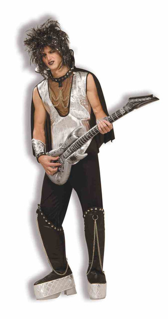 Mens Rock On 80s Costume