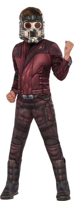 GOTG2 Kids Deluxe Star-Lord Costume