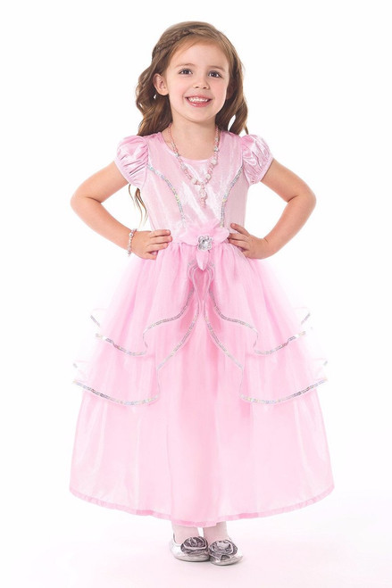 Royal Pink Fairy Tale Princess Costume
