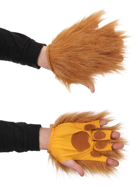 Lion Fingerless Gloves Costume Accessory  sc 1 st  The Costume Shoppe & ACCESSORIES - Costume Pieces u0026 Kits - Gloves u0026 Hands - Page 1 - The ...