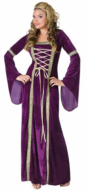 Renaissance Medieval Maiden Ladies Costume