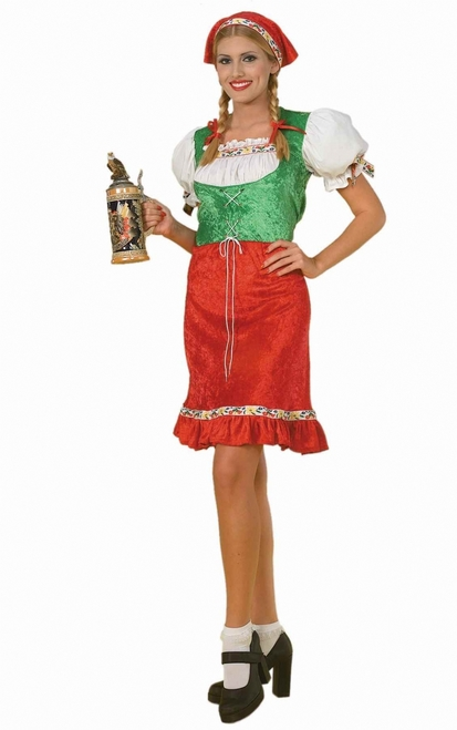 Gretel Fairytale Halloween Costume