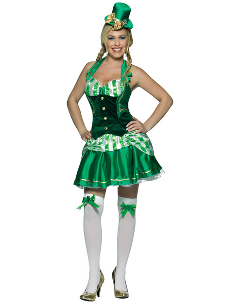 Shamrock Sweetie St. Patrick's Day Costume
