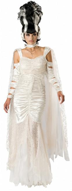 Monster Bride of Frankenstein Halloween Costume