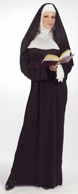 Mother Superior Nun Habit Costume
