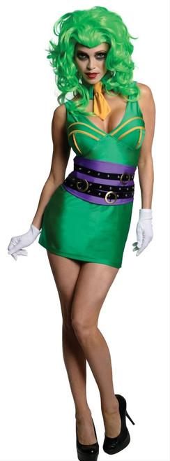 The Joker Sexy Ladies Costume