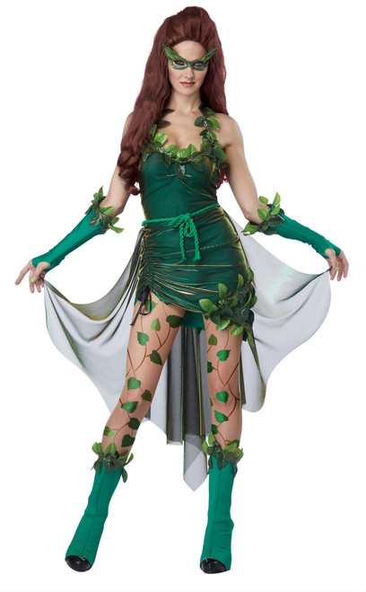 Lethal Beauty Poison Ivy Women's Costume