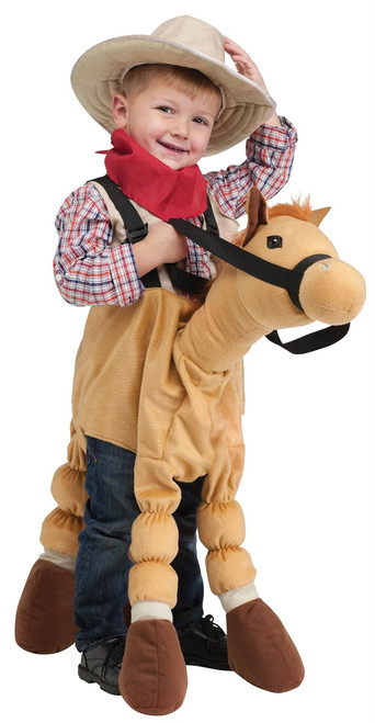 Ride A Horse Kid's Costume