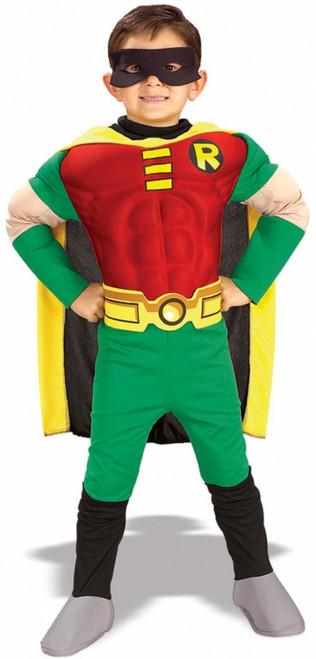 Deluxe Robin Teen Titans Childrens Costume - The Costume Shoppe-7404