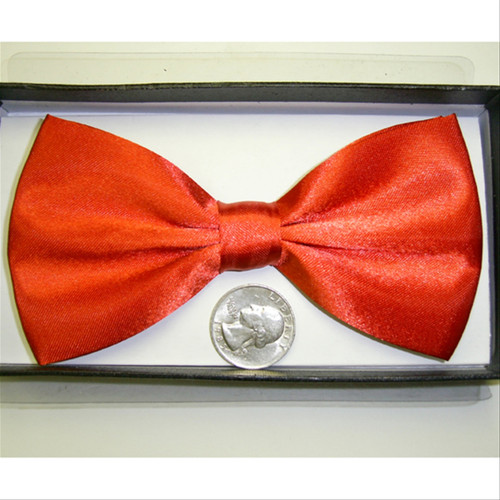 Red Formal Bow Tie
