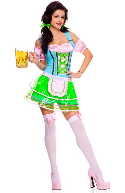 Oktoberfest Beer Hall Babe