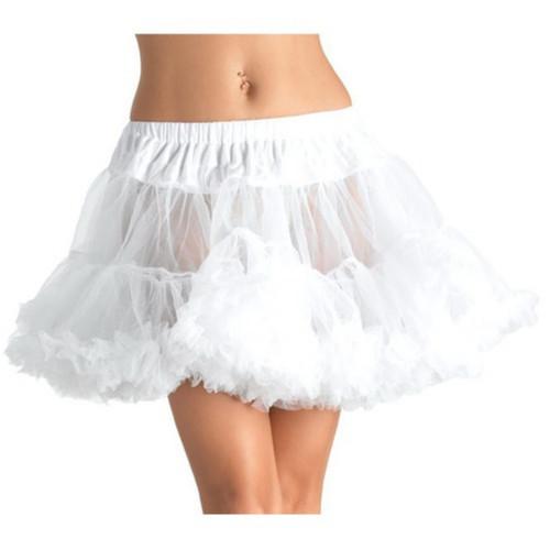 White Tulle Standard Costume Petticoat