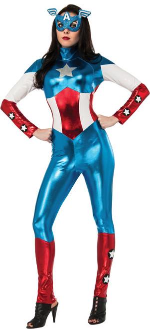 Marvel's American Dream Ladies Costume