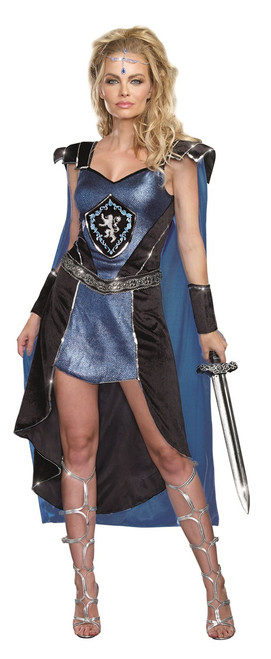 The King Slayer Ladies Knight Costume
