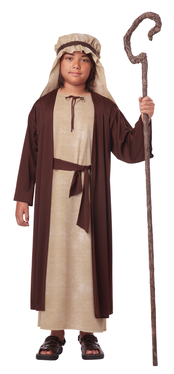 Jesus Christmas Nativity Costume  sc 1 st  The Costume Shoppe & Saint Joseph Christmas Nativity Costume - The Costume Shoppe